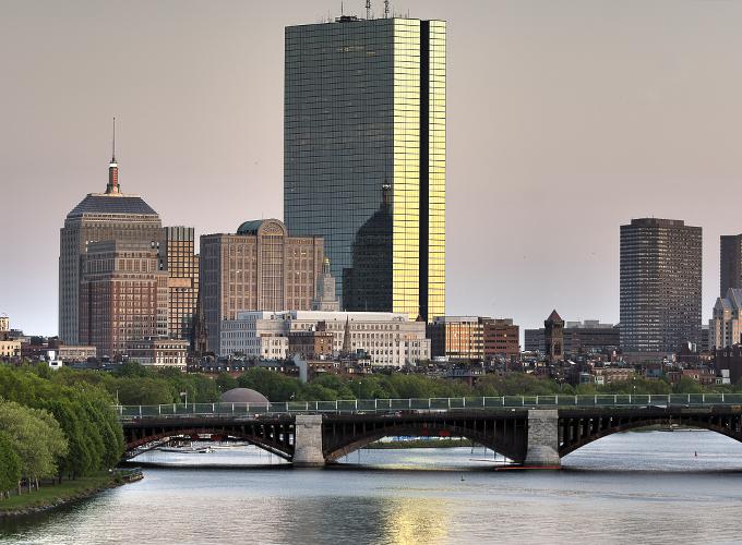 Boston Skyline 680x500