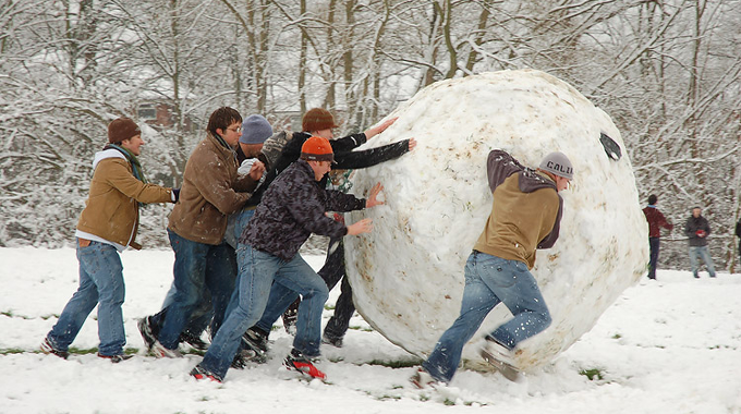 The Daily Innovator: Creating The Innovation Snowball Effect